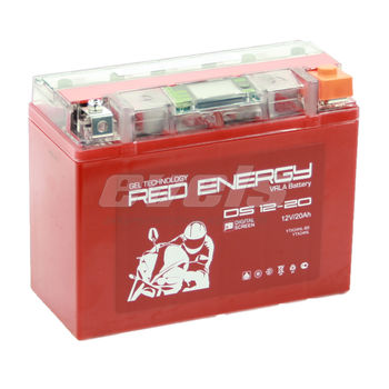 Red Energy DS12-20 (YTX24HL-BS 20А/ч)